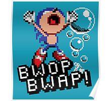 Bwop Bwap! Poster