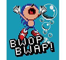 Bwop Bwap! Photographic Print