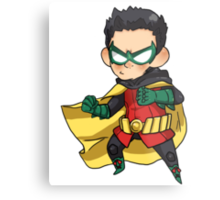 Batman & Robin || Damian Wayne Metal Print