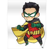 Batman & Robin || Damian Wayne Poster