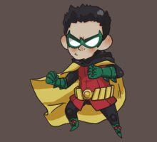 Batman & Robin || Damian Wayne Kids Clothes