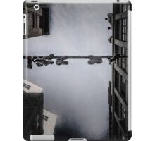 shoes on power lines iPad Case/Skin