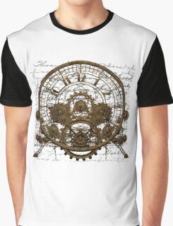 Vintage Time Machine #1A Graphic T-Shirt