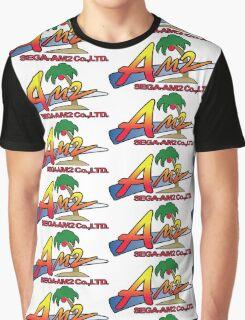 SEGA AM2 JAPAN Graphic T-Shirt