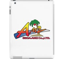 SEGA AM2 JAPAN iPad Case/Skin