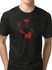 Terminate Red Tri-blend T-Shirt