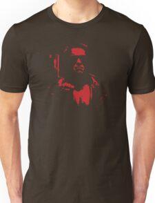 Terminate Red Unisex T-Shirt