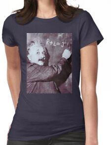 The relativity of Ice and Fire Womens Fitted T-Shirt