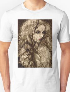 My Creepy Cat Lady of the Wood Unisex T-Shirt