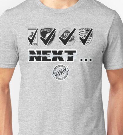 DLEDMV - Next ... T-Shirt