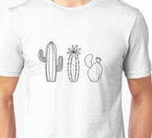Cactus Trio Unisex T-Shirt