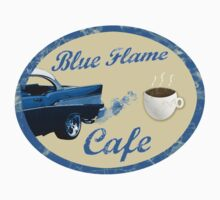 Blue Flame Cafe T-Shirt