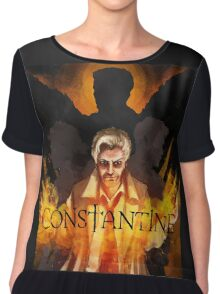 CONSTANTINE - Main Suspects Chiffon Top