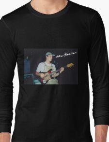 Mac + Guitar  Long Sleeve T-Shirt