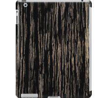 Line Art - old tree pattern no. 2 iPad Case/Skin