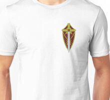 Sword and Shield Unisex T-Shirt