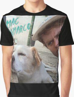 Mac Demarco's dog selfie Graphic T-Shirt