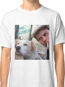 Mac Demarco's dog selfie Classic T-Shirt