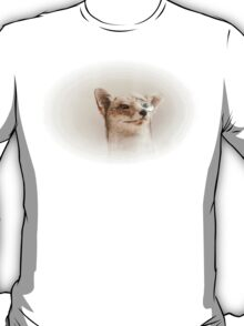 mister fox with monocle T-Shirt