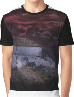 Welcoming light in a storm Graphic T-Shirt