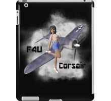 F4U Pin Up Art 4 iPad Case/Skin