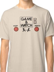 NINTENDO GAME & WATCH Classic T-Shirt