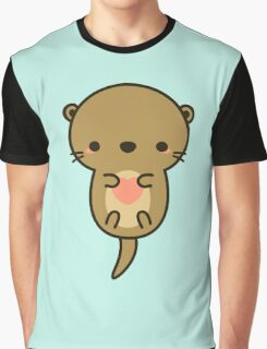 Cute otter Graphic T-Shirt