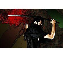 Samurai Samurai Photographic Print