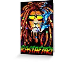 420 - Weed Greeting Card