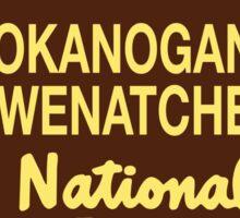 Okanogan - Wenatchee  National Forest Sticker