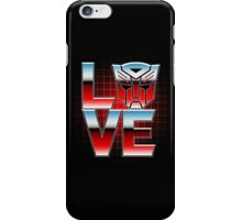 LOVEBOTS iPhone Case/Skin
