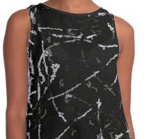 Line Art - Cracks no.2 Contrast Tank