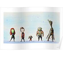 'little Guardians II' Poster