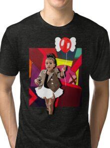 North West x Kaws Tri-blend T-Shirt