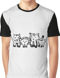 Ink Katz Graphic T-Shirt