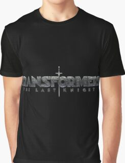 Transformers: The Last Knight Graphic T-Shirt