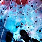 Chaos Drawing no. 4 Close Up by SS-CREW