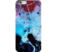 Chaos Drawing no. 4 Close Up iPhone Case/Skin