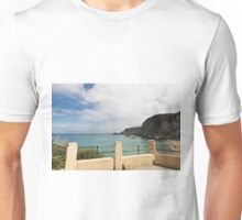 St Agnes to Holywell Unisex T-Shirt