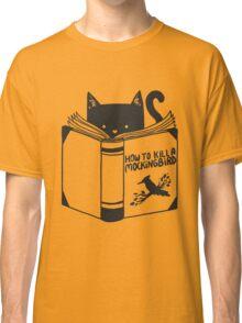 To Kill a Mockingbird - Yellow Classic T-Shirt