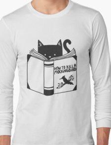 To Kill a Mockingbird - Yellow Long Sleeve T-Shirt