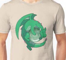 Aventurine Gemstone Dragon Unisex T-Shirt