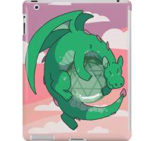 Aventurine Gemstone Dragon iPad Case/Skin