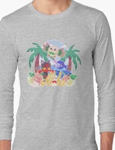 Pokemon Sun & Moon - Aloha Long Sleeve T-Shirt