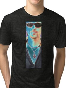 ME, FOOL PERIOD Tri-blend T-Shirt