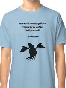 Sebastian Quote Classic T-Shirt