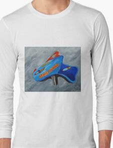 Space Patrol  Long Sleeve T-Shirt