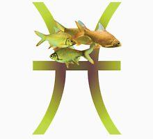 Pisces, Fish Unisex T-Shirt