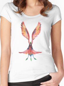 Phoenix Women's Fitted Scoop T-Shirt