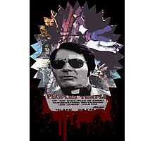 Jim Jones Photographic Print